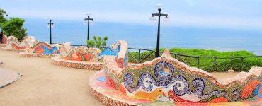 Parque de Amor - Miraflores - Lima