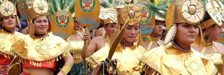 Feest in Cuzco