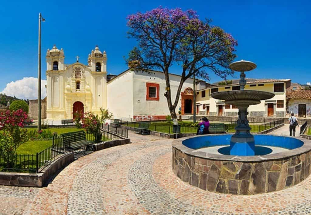 Ayacucho - Plaza de Armas - Huamanga