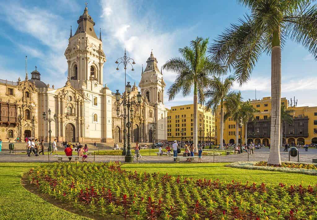 Kathedraal van Lima