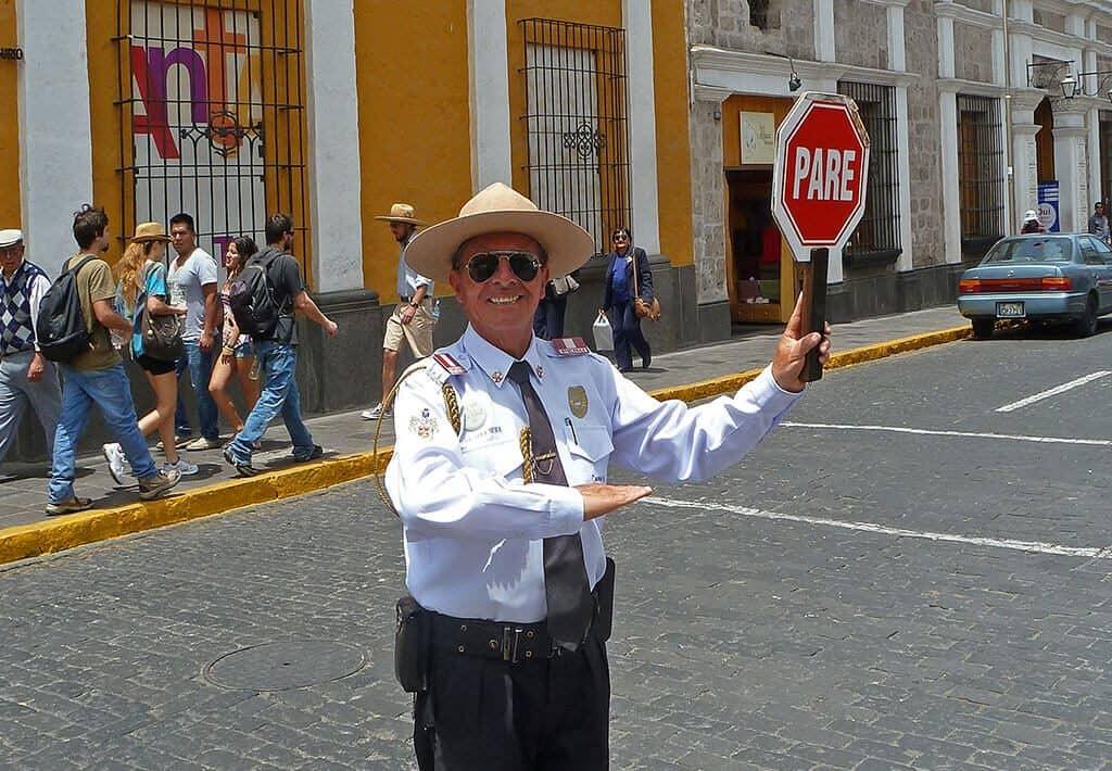 Lima - Policia