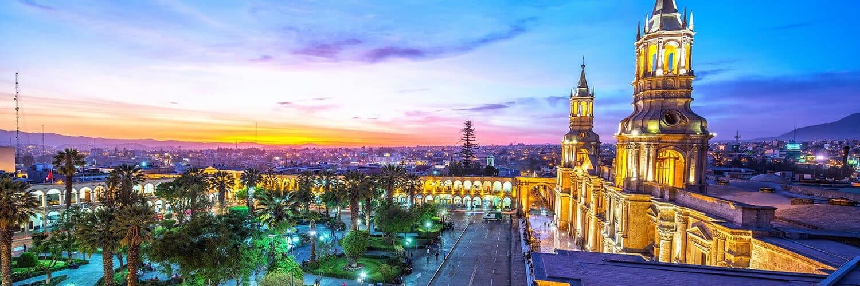 Banner Arequipa Plaza