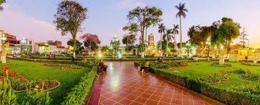 Banner Barranco Park - Lima