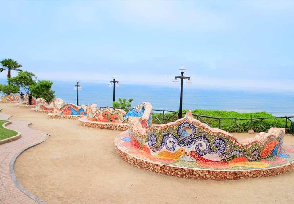 Lima Miraflores - Parque del Amor