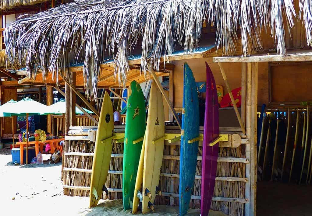Mancora Surfschool