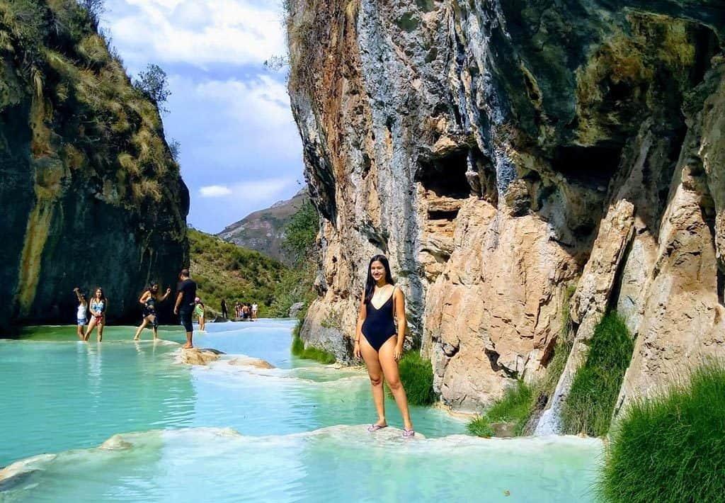 Ayacucho - Millpu - Zwemmen