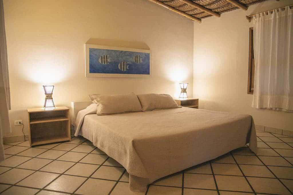 Hotel Las Olas Kamer - Mancora