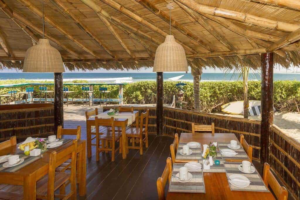 Hotel Las Olas Restaurant - Mancora