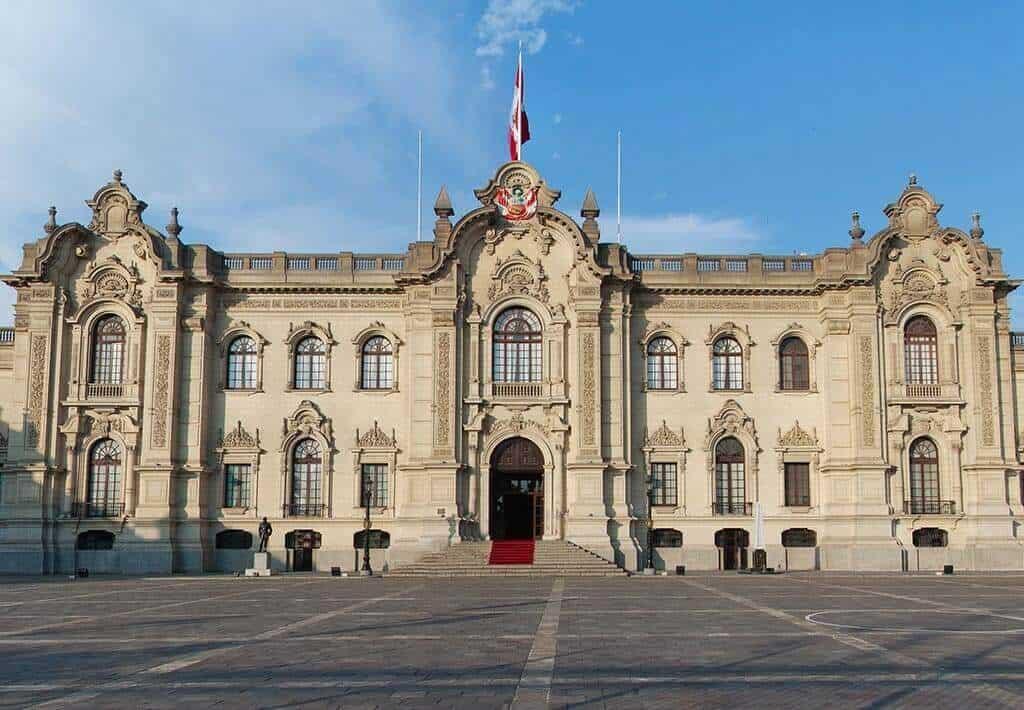 Het Presidentiële Paleis