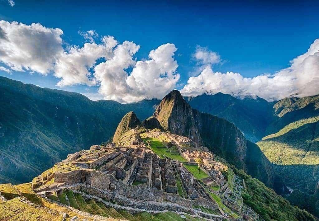 Machu Picchu - Overview