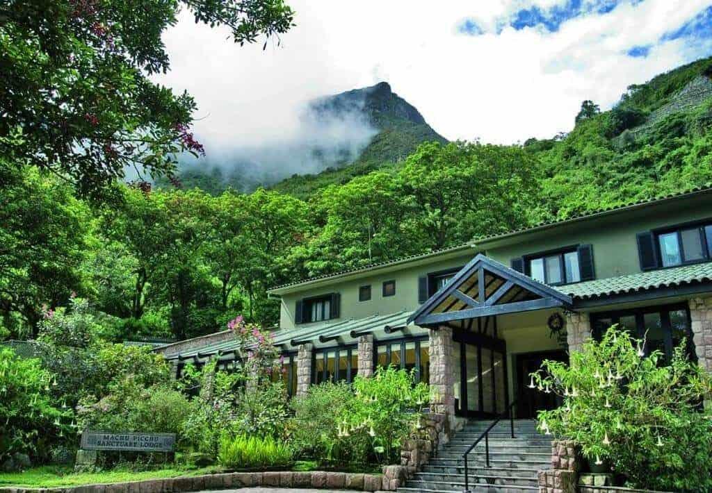 Machu Picchu - Hotel Belmond