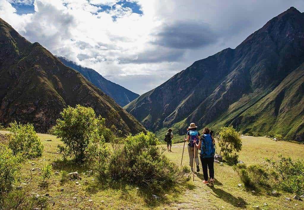 Klassieke Inca trail