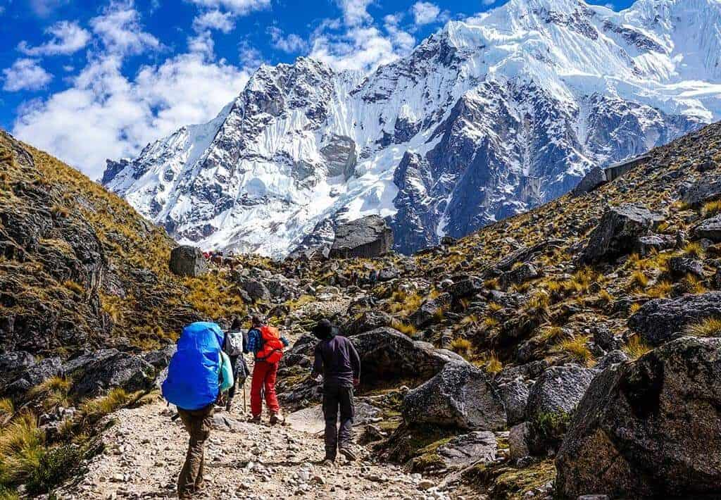 Machu Picchu - Salkantay Trail