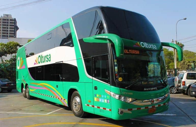 Vervoer Oltursa Bus