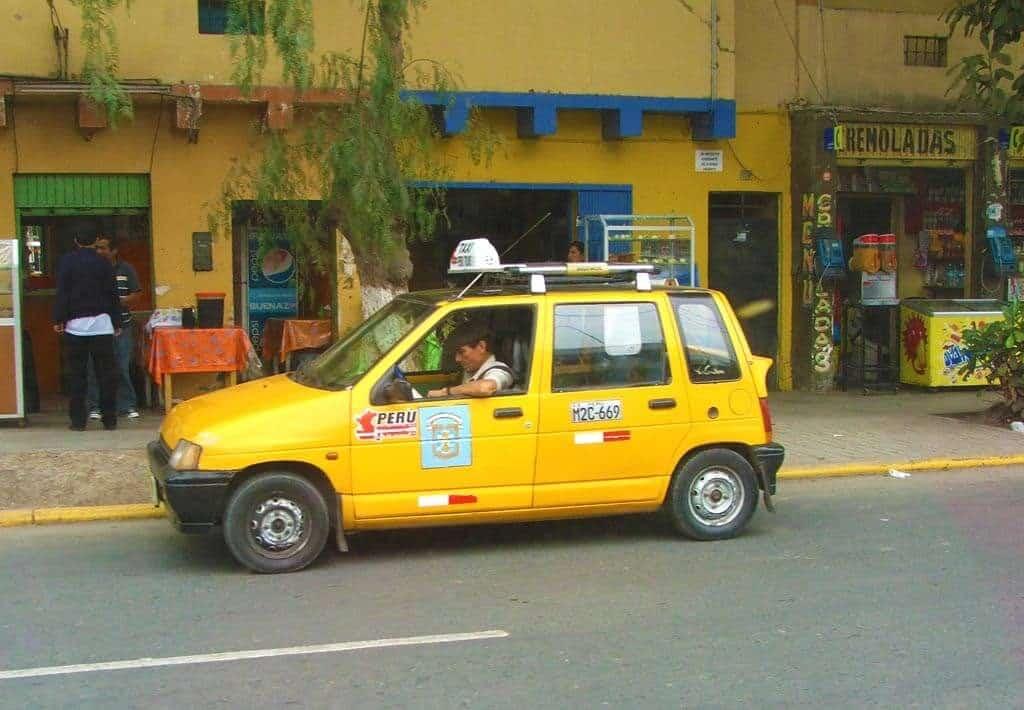 Peruaanse tico