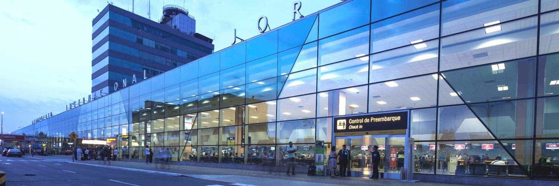 Luchthaven van Lima 2