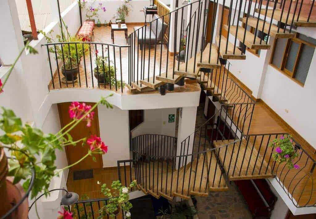 Chachapoyas - La Casa de Los Balcones - Trap
