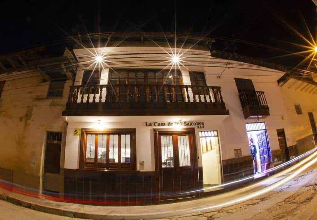 Chachapoyas - La Casa de Los Balcones - Hotel
