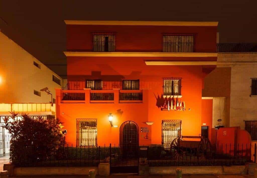 Miraflores, populaire wijk in Lima 5