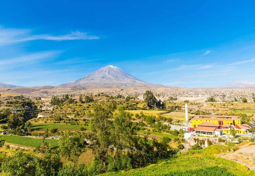 El Misti - Arequipa
