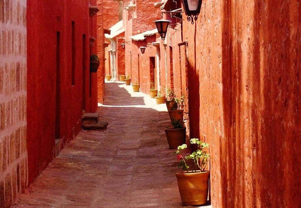 Klooster Santa Catalina - Arequipa