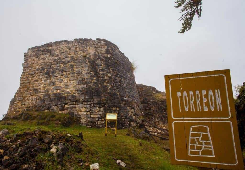 Kuélap, Machu Picchu van het Noorden 1