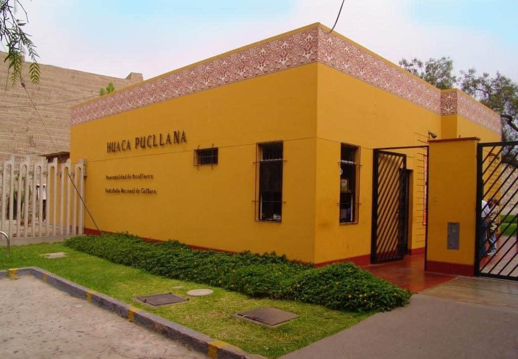 Huaca Pucllana museum - Lima