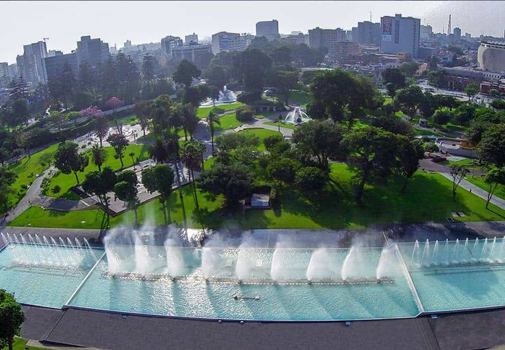 Waterpark Lima Overzicht