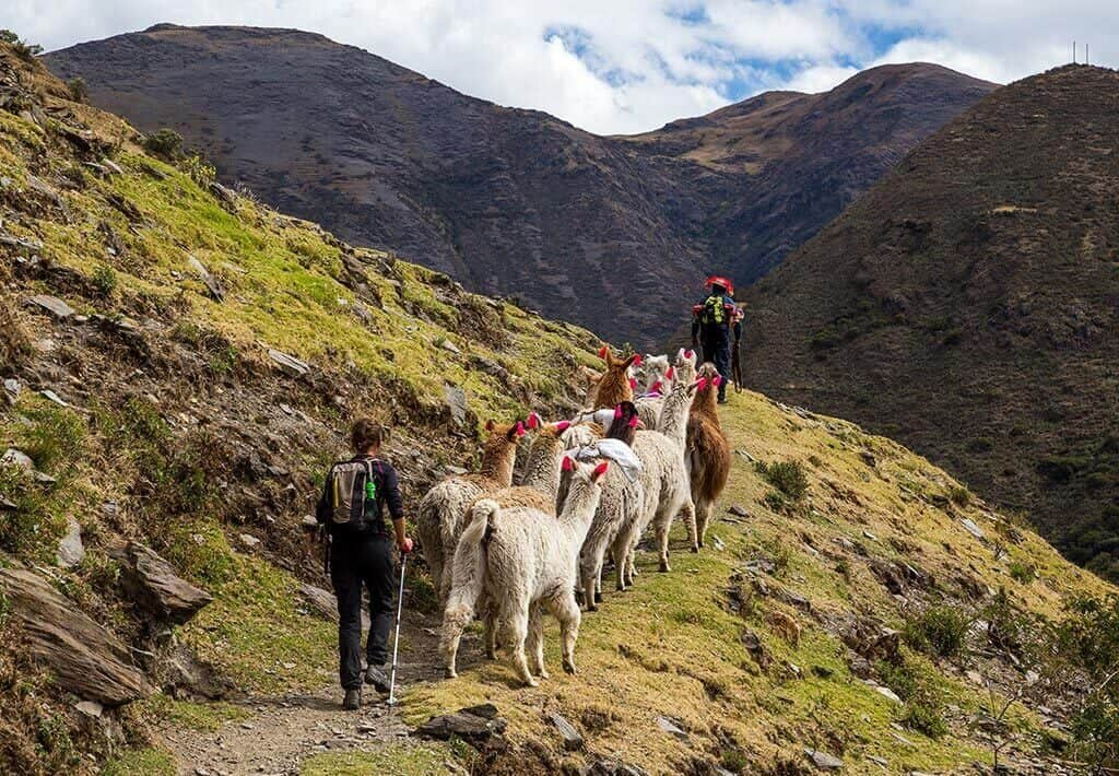 Inca Trail & alternatieve treks 1