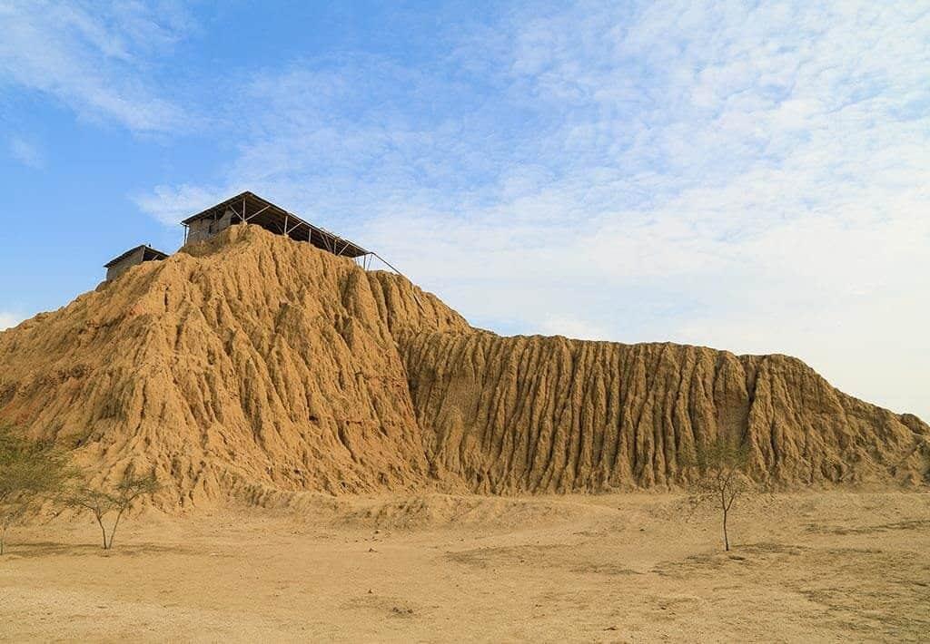 Piramides van Tucume