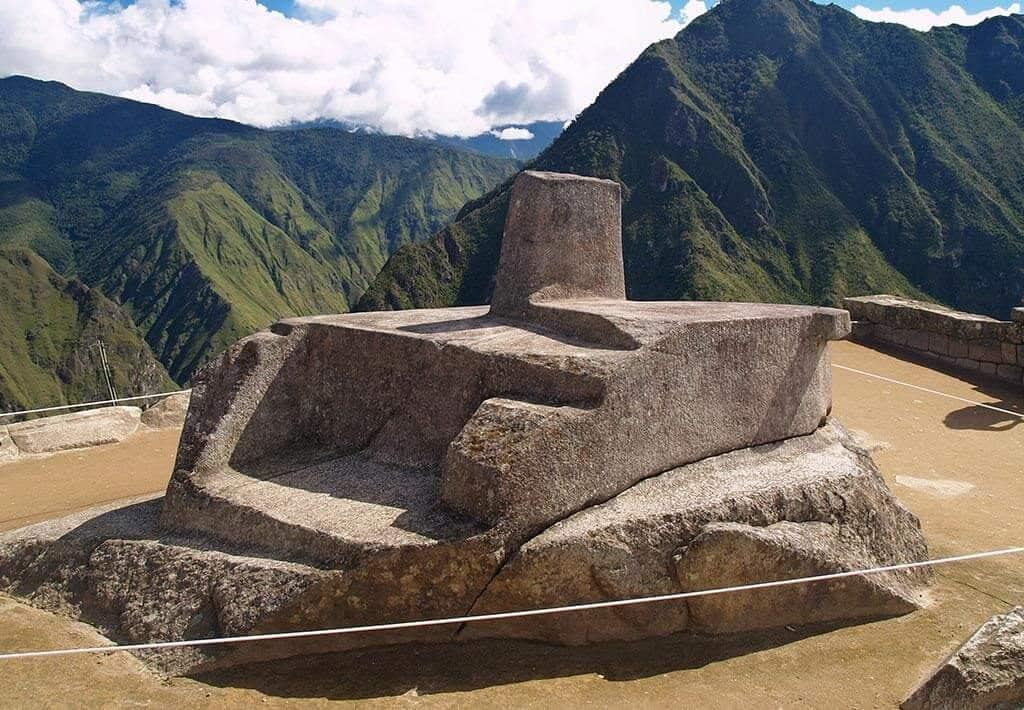 Intihuatana - Machu Picchu