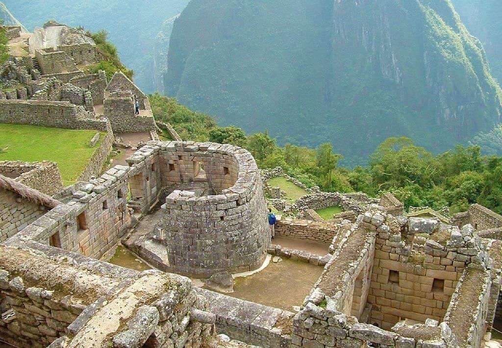 Zonnetempel - Machu Picchu