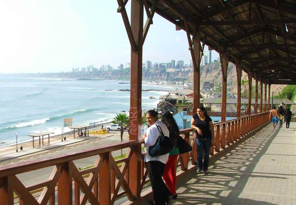 Playa Barranco - Lima