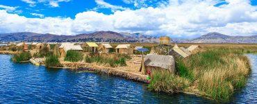 Titicacameer Uros