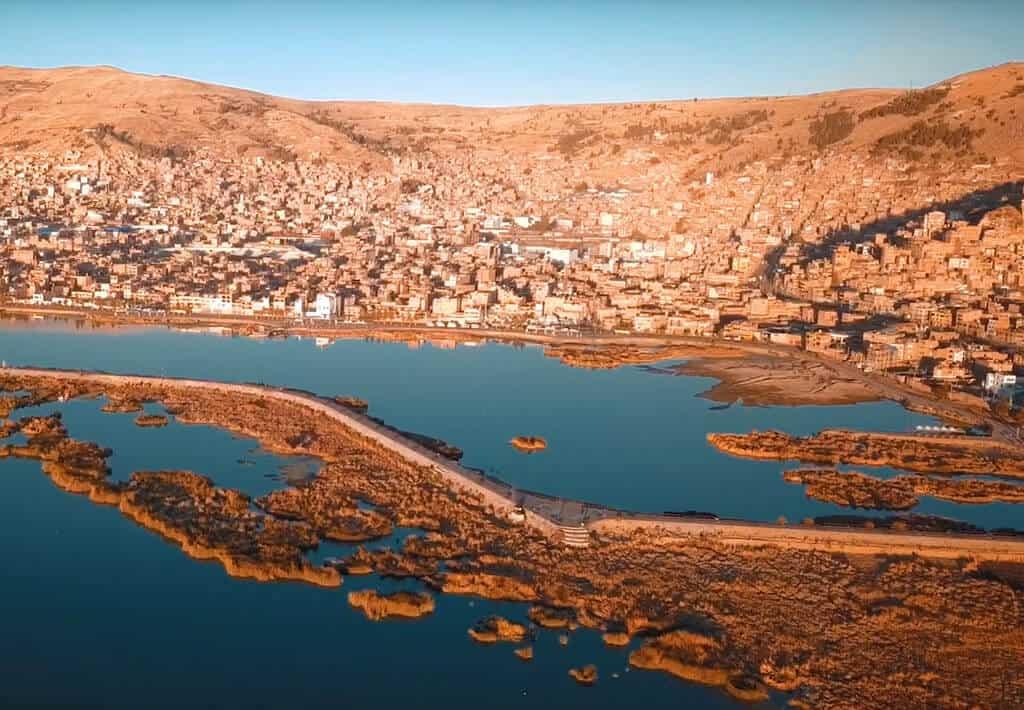 Puno, startpunt naar het Titicacameer 1